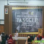 Bedah Film Tangguh di Universitas Islam Jakarta