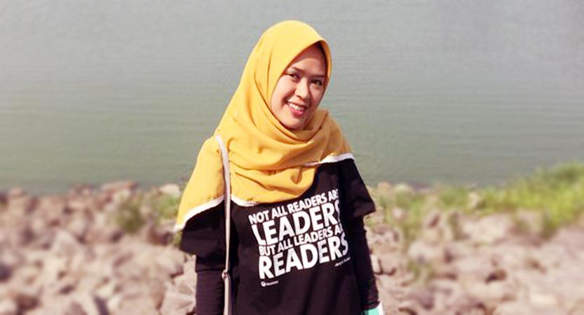 Aulia Ning Ma'rifati. Photo: Dok. Pribadi