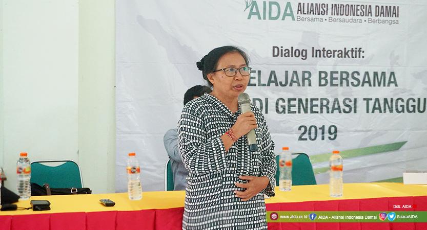 Dialog Interaktif Belajar Bersama Generasi Tangguh di SMKN 7 Lamongan